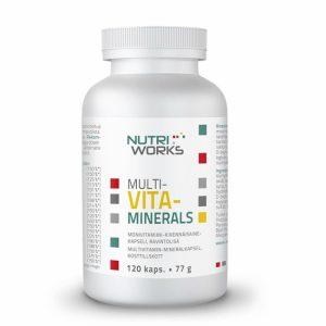Lisäravinteet ja vitamiinit